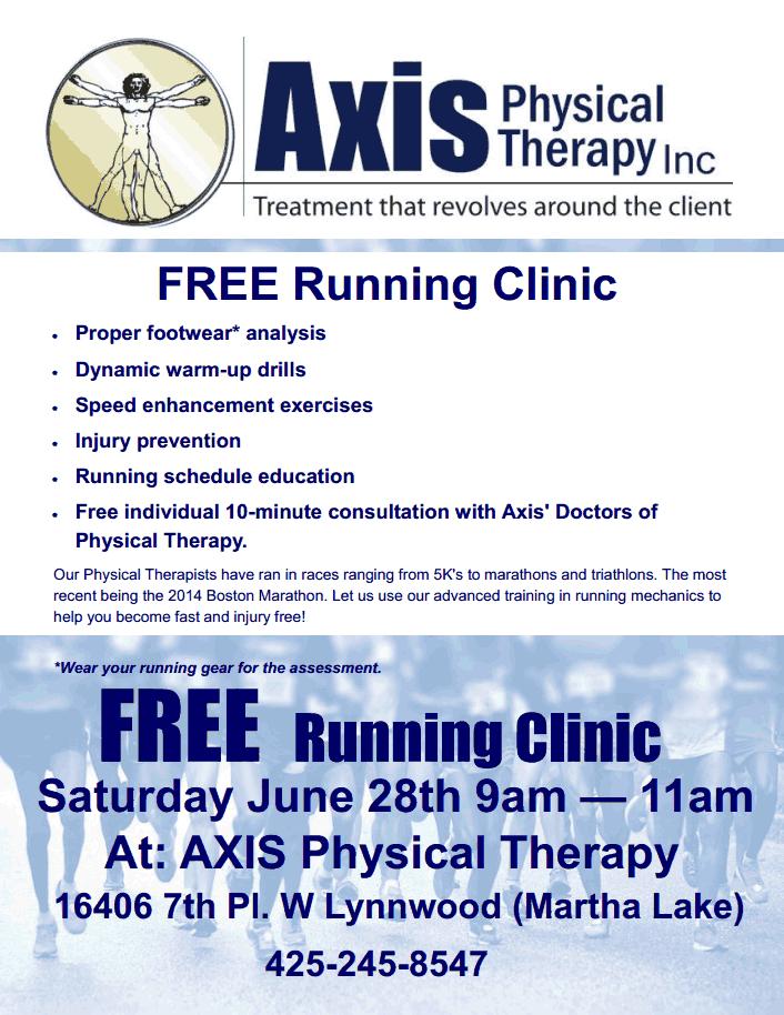 Axis PT Running Class
